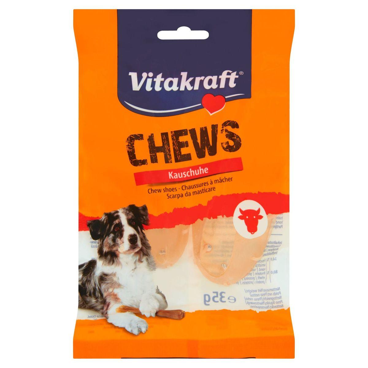 Vitakraft Chews Chew Shoes 2 Stuks 35 g