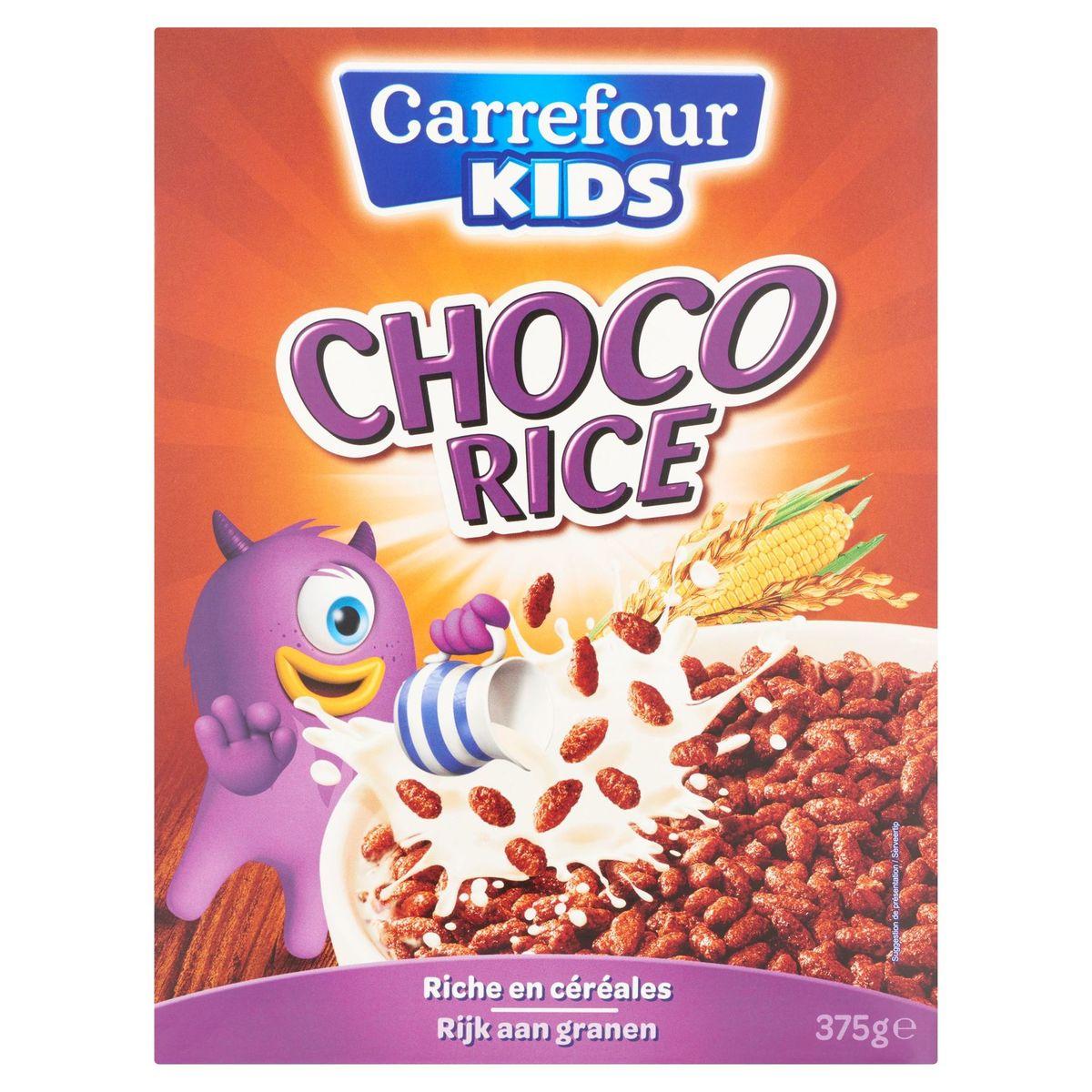 Carrefour Kids Choco Rice 375 g