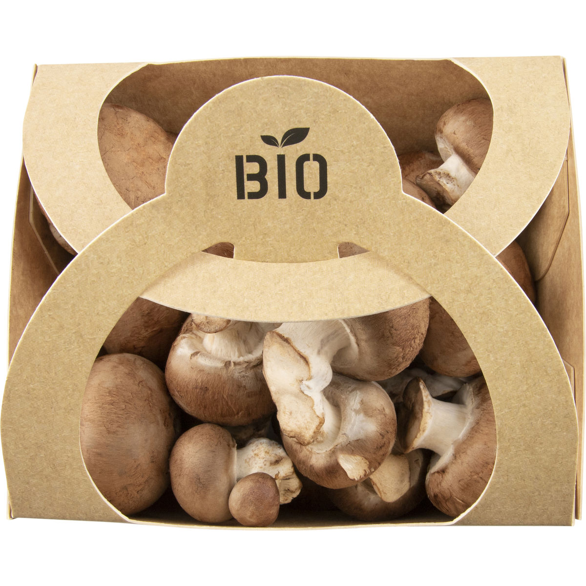 Carrefour Bio Champignons Bruns 250 g