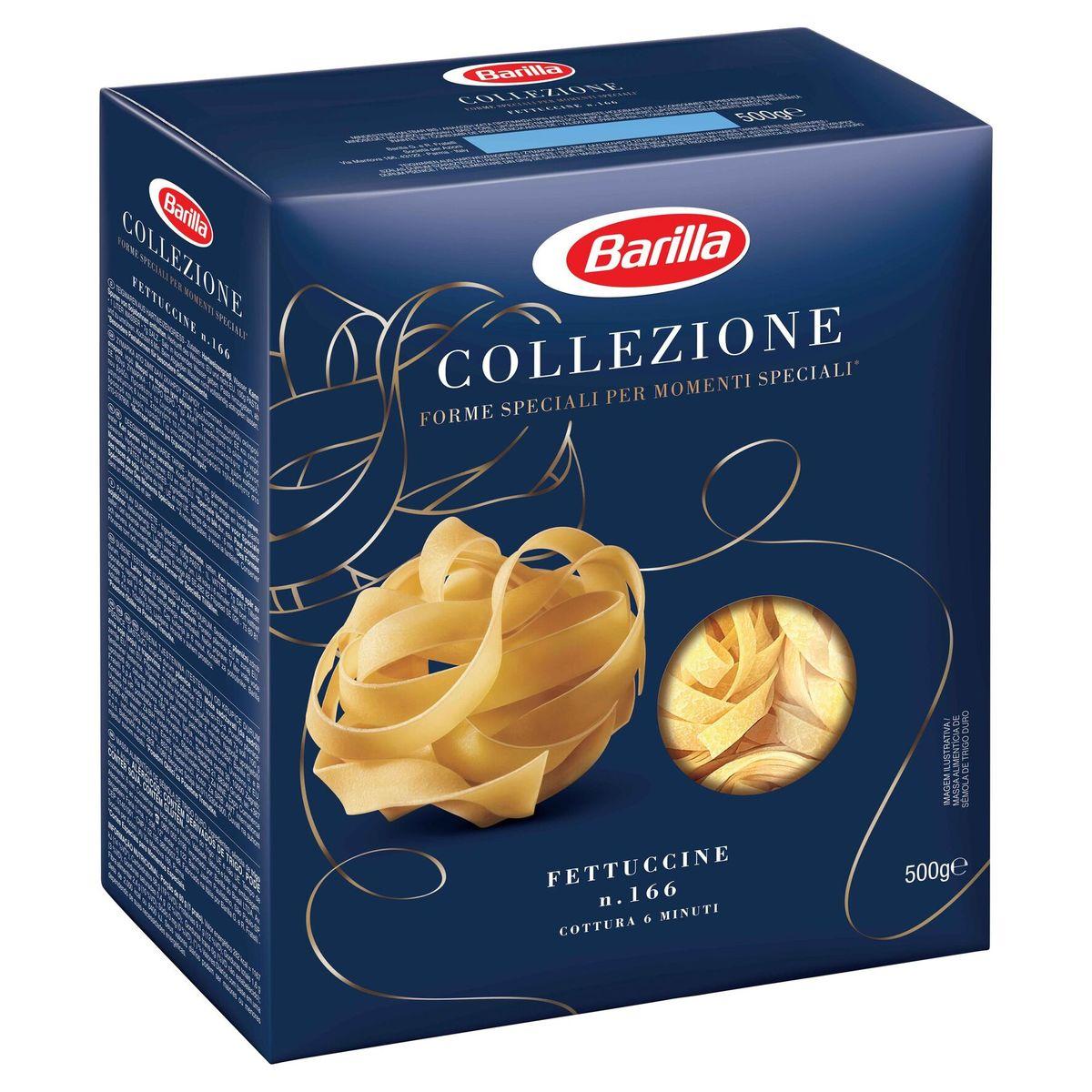 Barilla Pasta Collezione Fettuccine 500 g