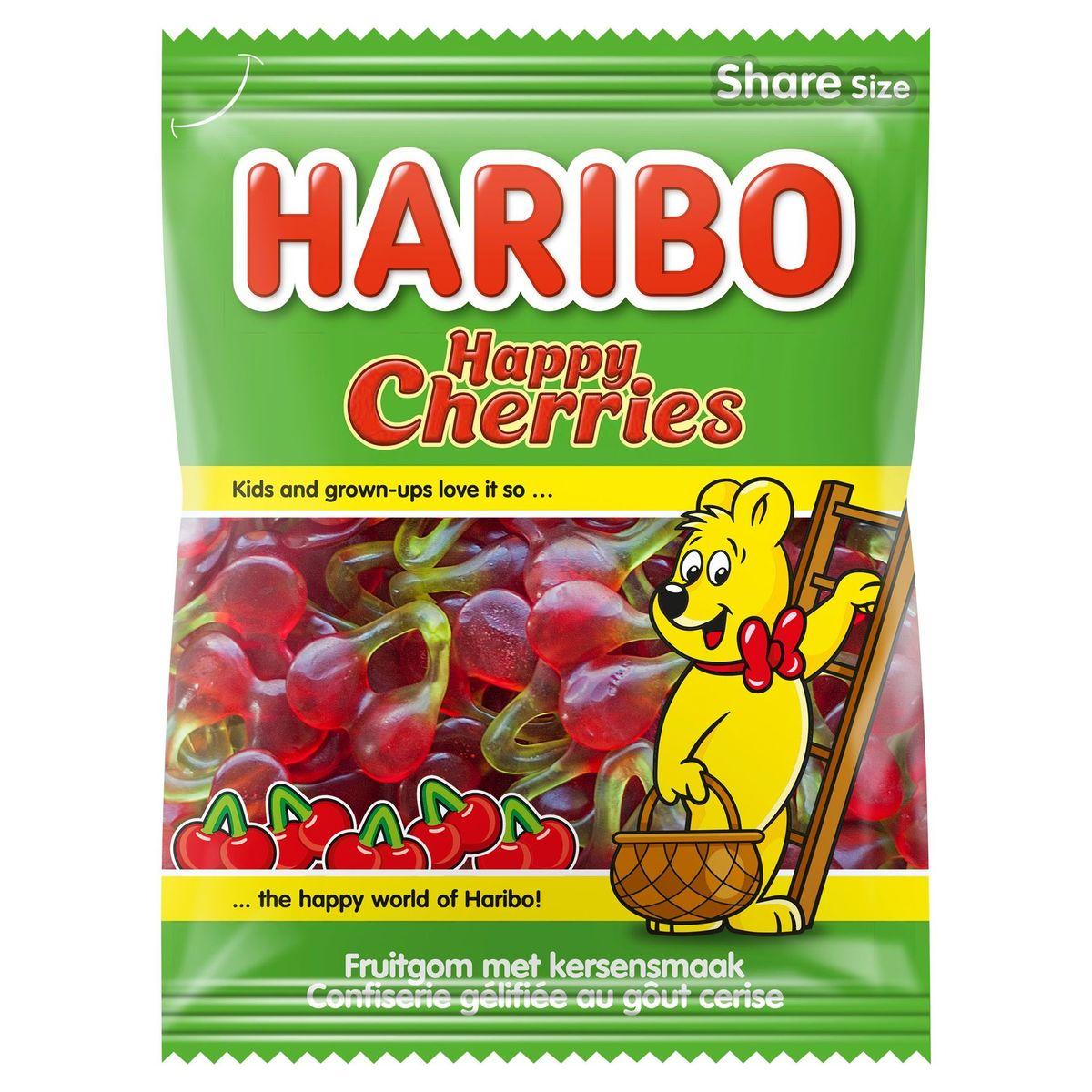 Haribo Happy Cherries 185 g