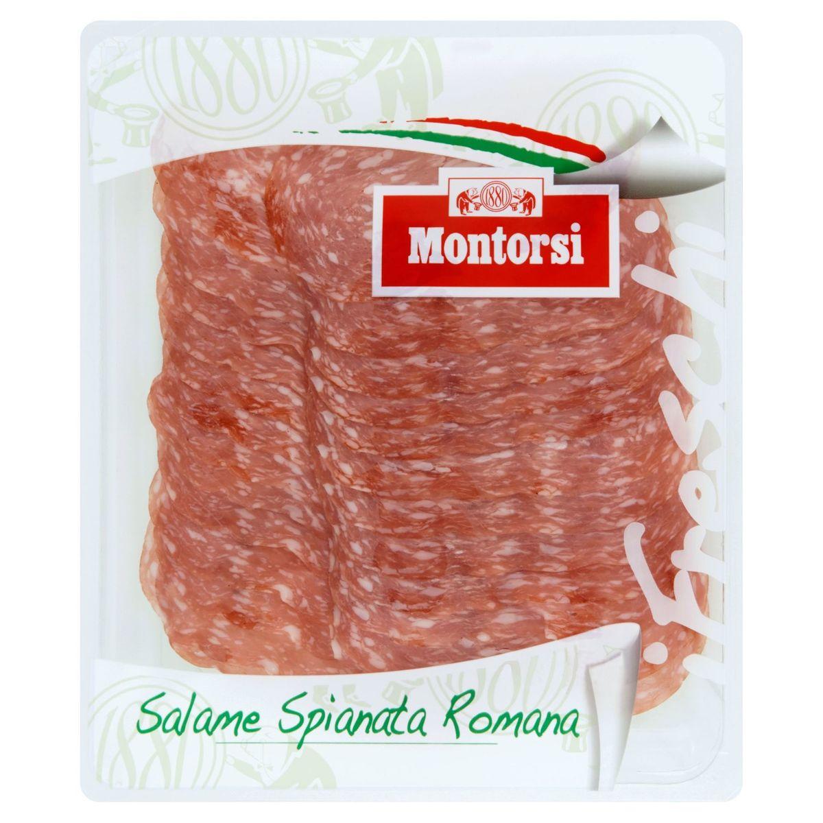 Montorsi Premium Salame Spianata Romana 100 g