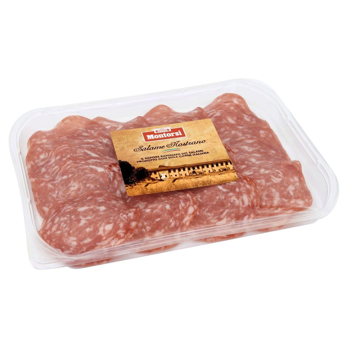 Montorsi Premium Salami Nostrano 120 g
