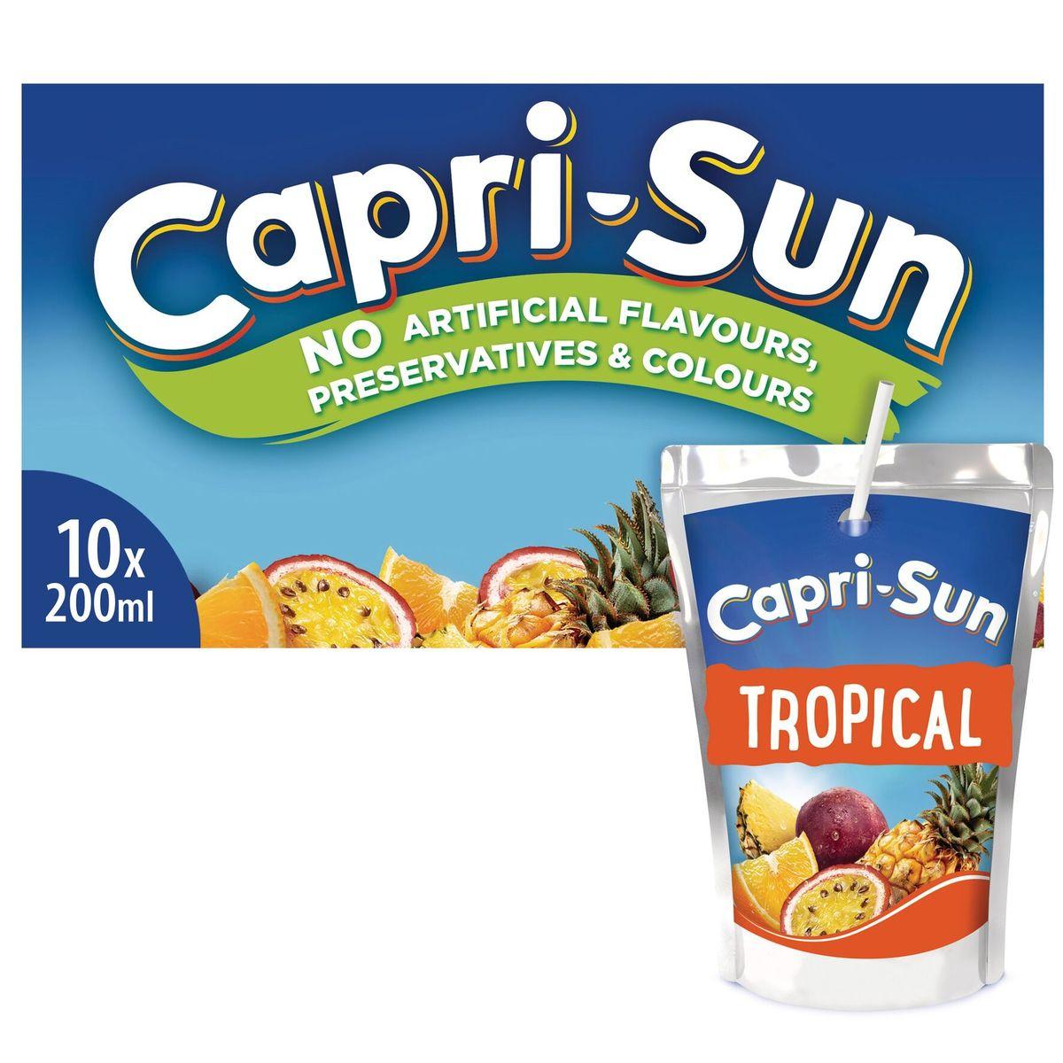 Capri-Sun Tropical 10 x 200 ml