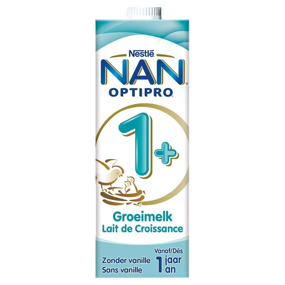 Nan Optipro Lait de Croissance 1+ dès 1 An 1 L