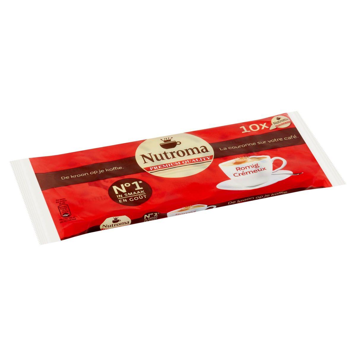 Nutroma Premium Quality Crémeux Godots 10 x 8 ml