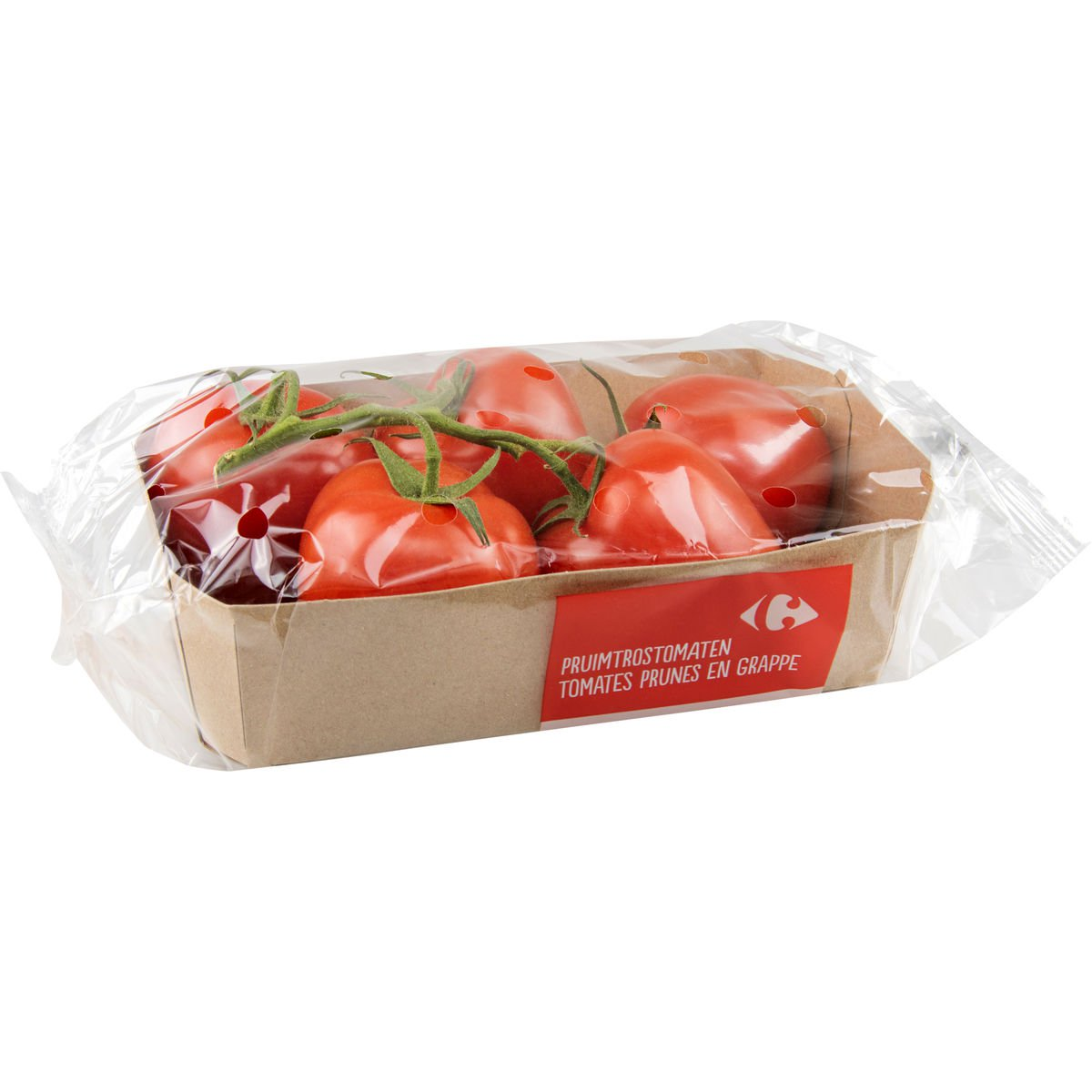 Carrefour Pruimtrostomaten 550g