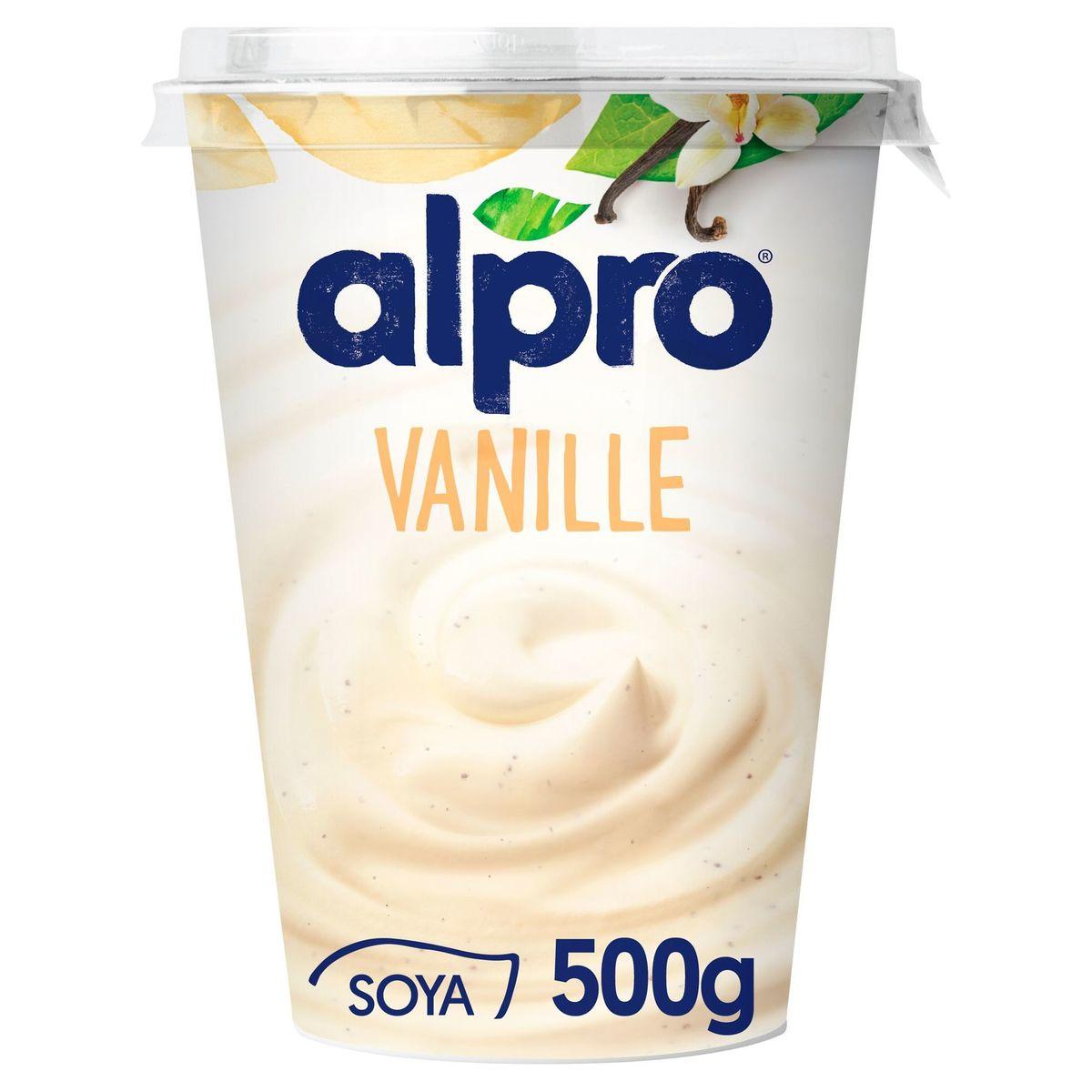 Alpro Vanille Plantaardig Alternatief voor Yoghurt 500 g