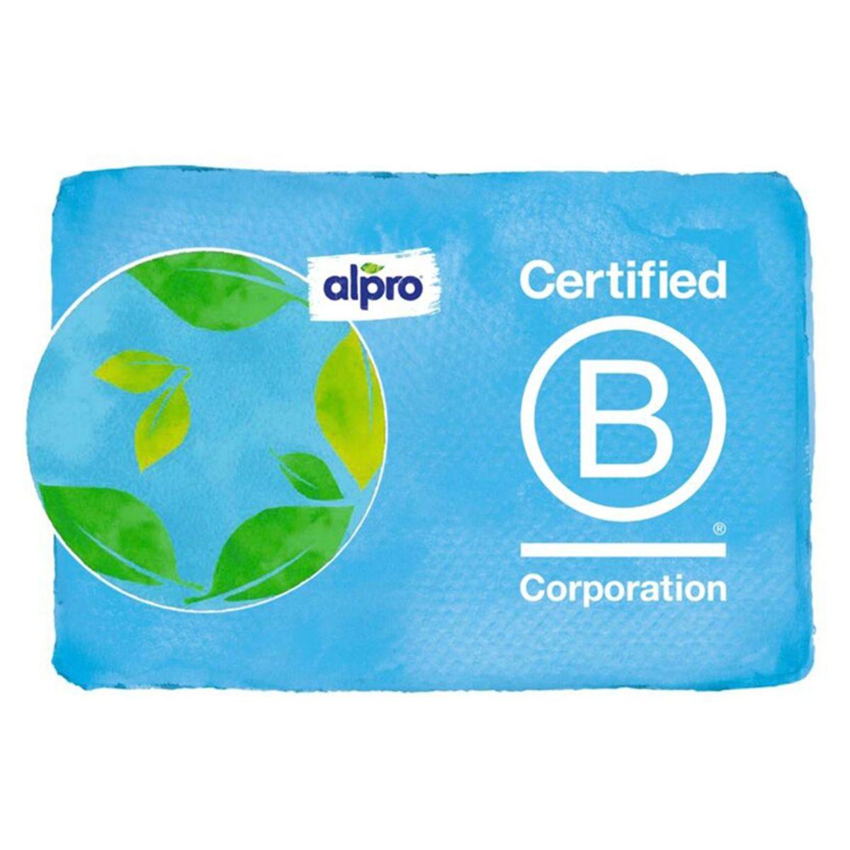 Alpro Almond Non Sucré Grillée 1L