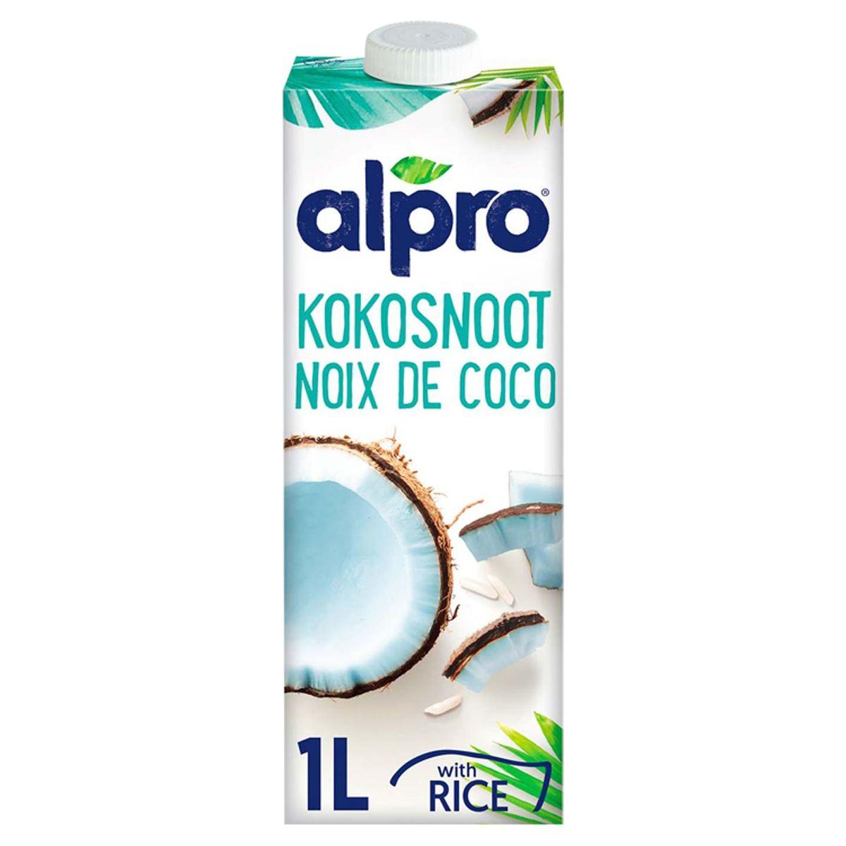 Alpro Boisson à base de Noix de Coco 1 L