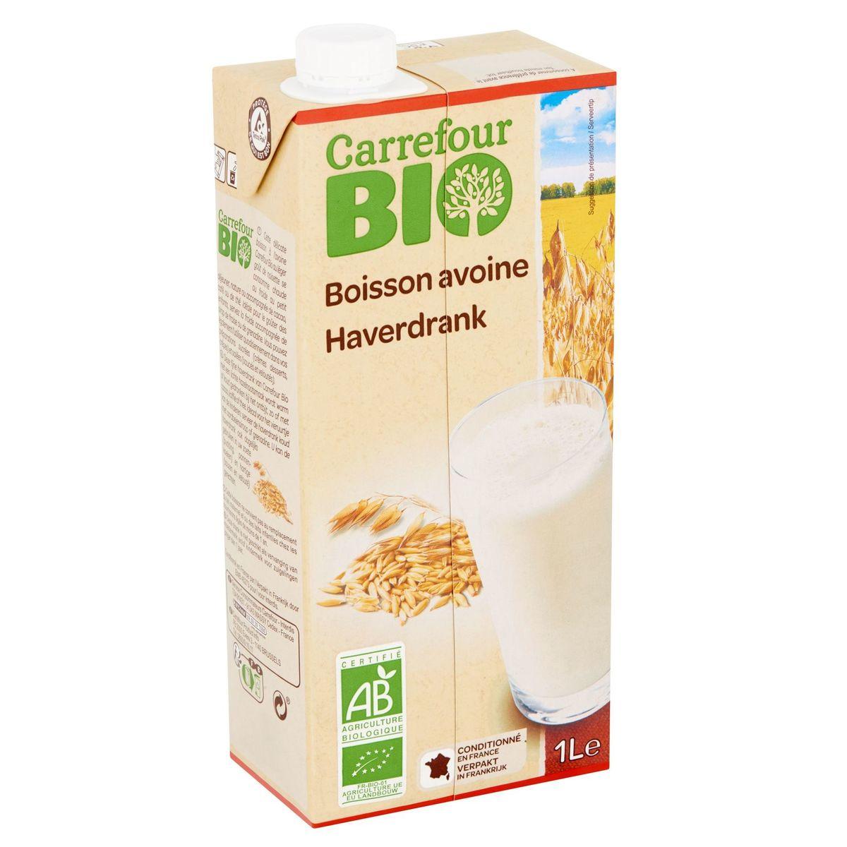 Carrefour Bio Haverdrank 1 L