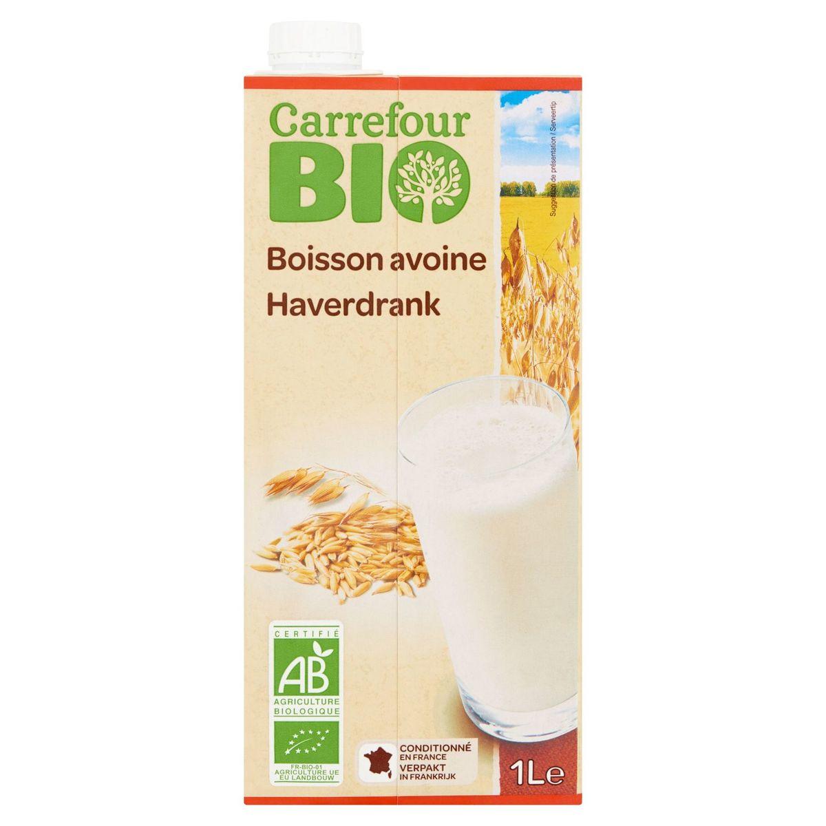 Carrefour Bio Boisson Avoine 1 L