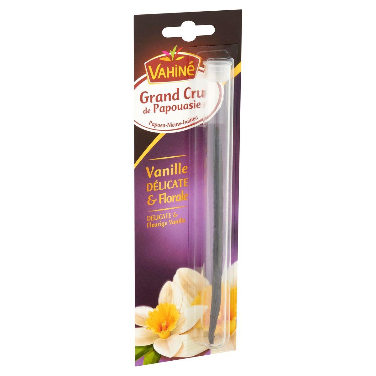 Vahiné Grand Cru de Papouasie Vanille Délicate & Florale