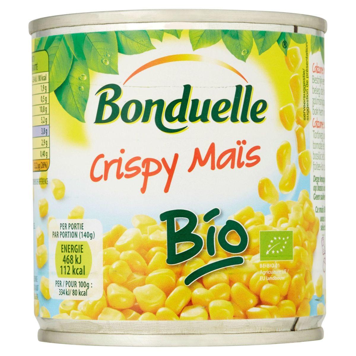 Bonduelle Bio Crispy Maïs 150 g