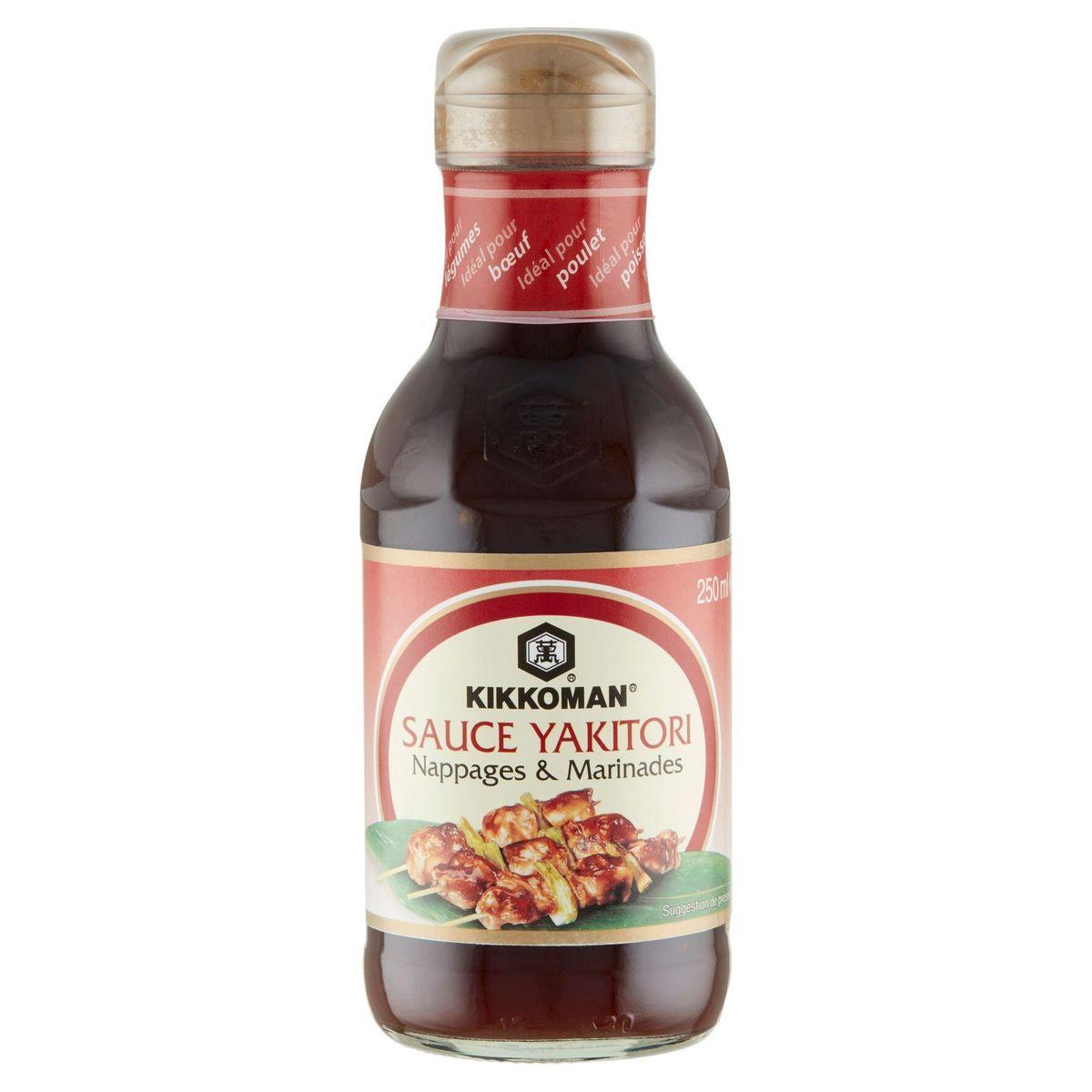Kikkoman Sauce Yakitori Nappages & Marinades 250 ml