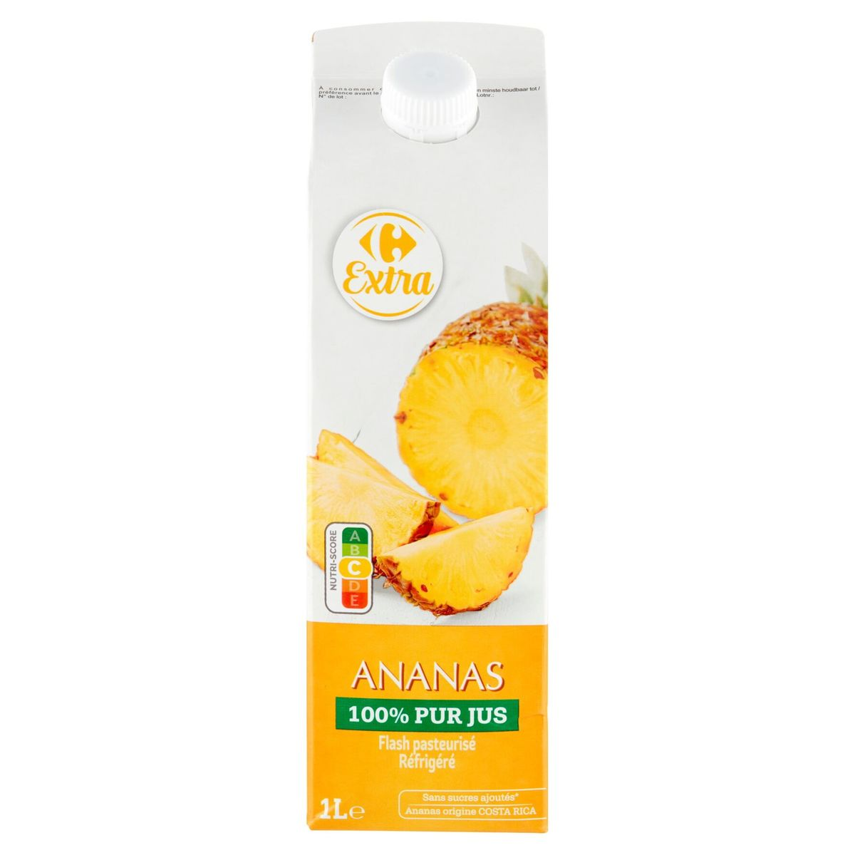 Carrefour Extra Ananas 1 L
