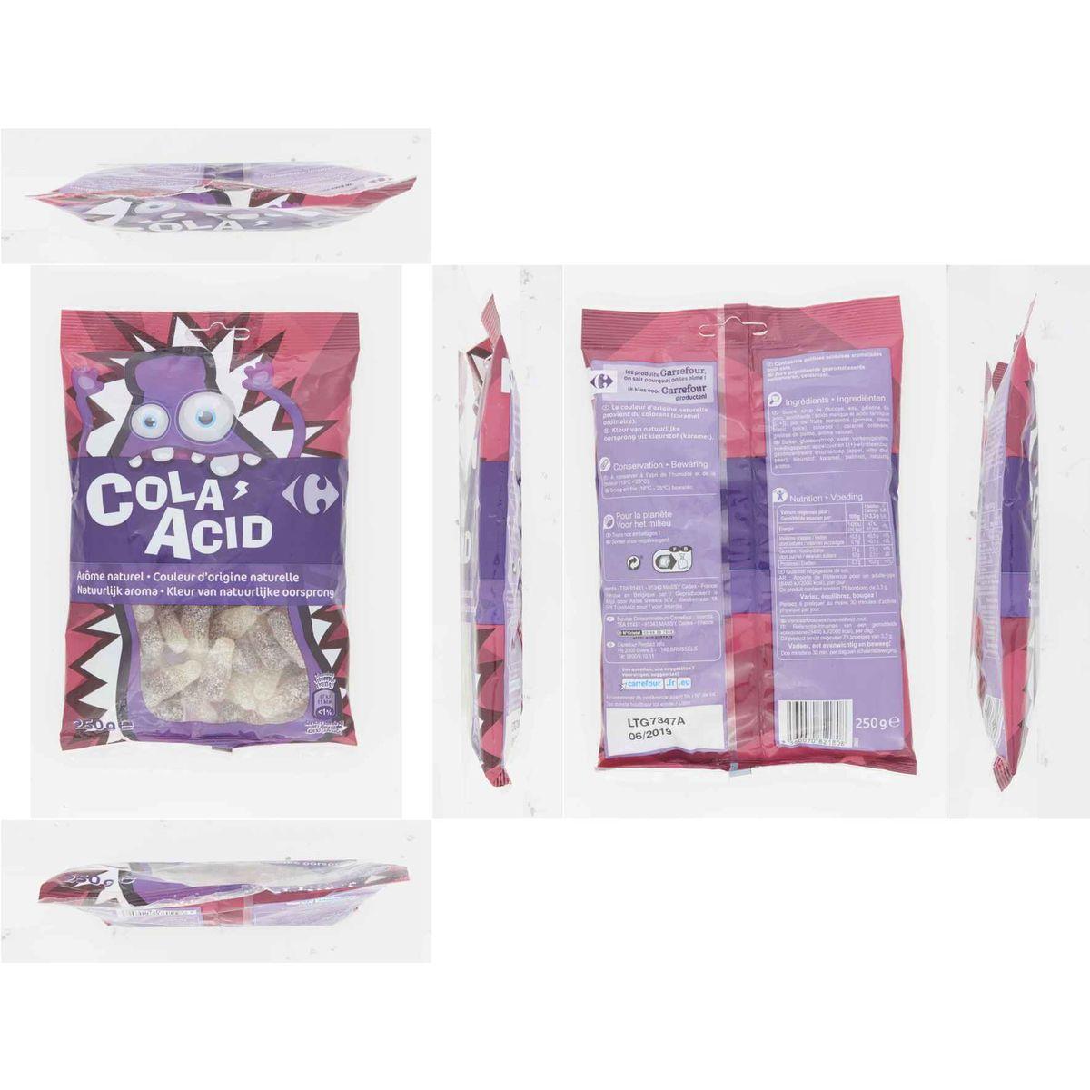Carrefour Cola Acid 250 g