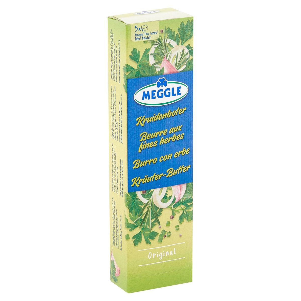 Meggle Kruidenboter Original 5 x 20 g
