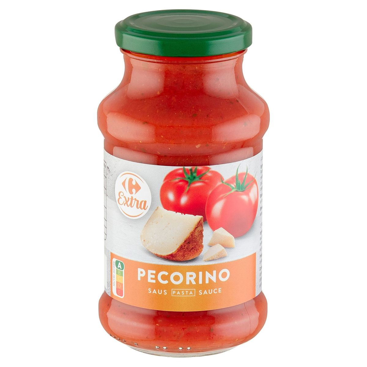 Carrefour Pecorino Pastasaus 400 g
