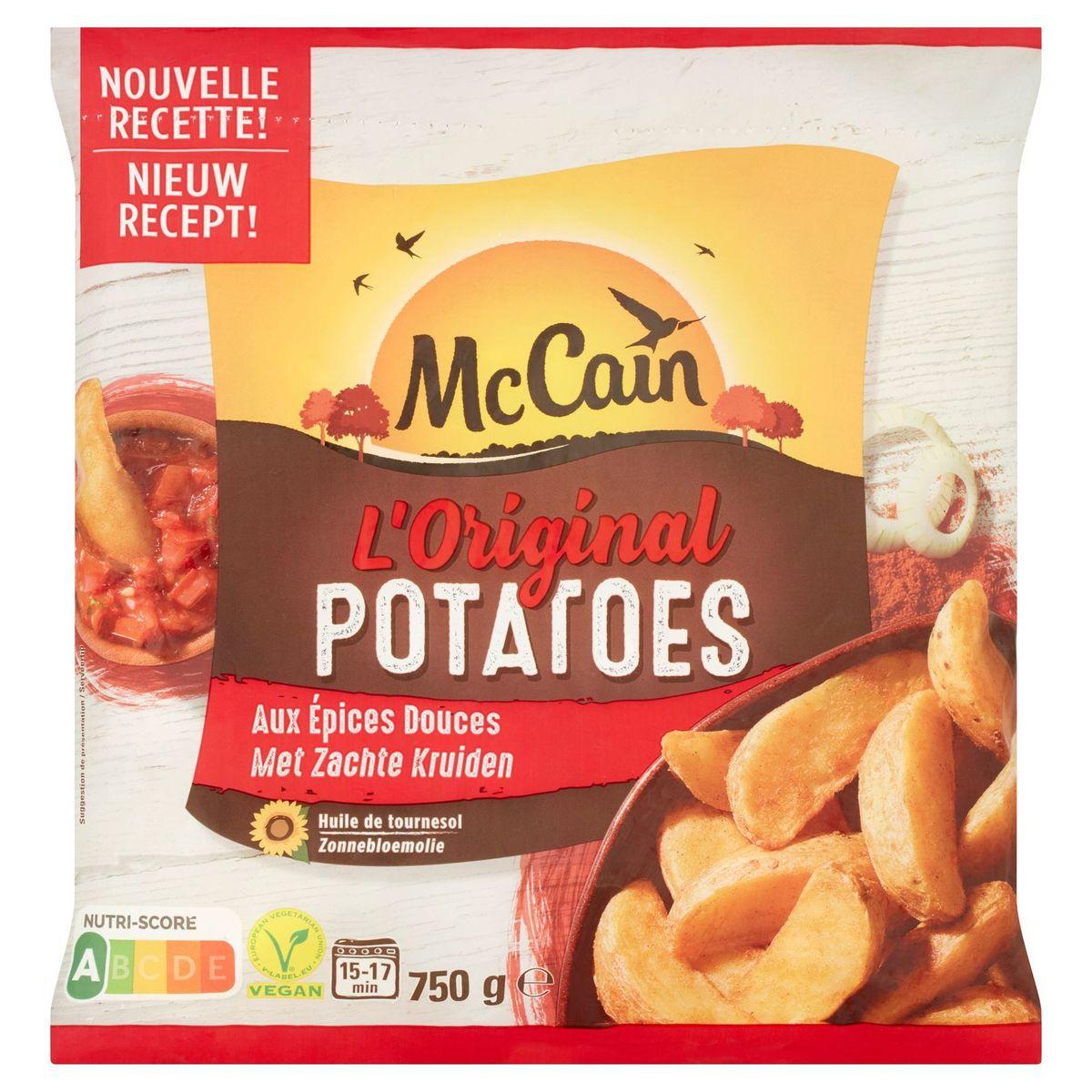 McCain Orginal Potatoes 750g