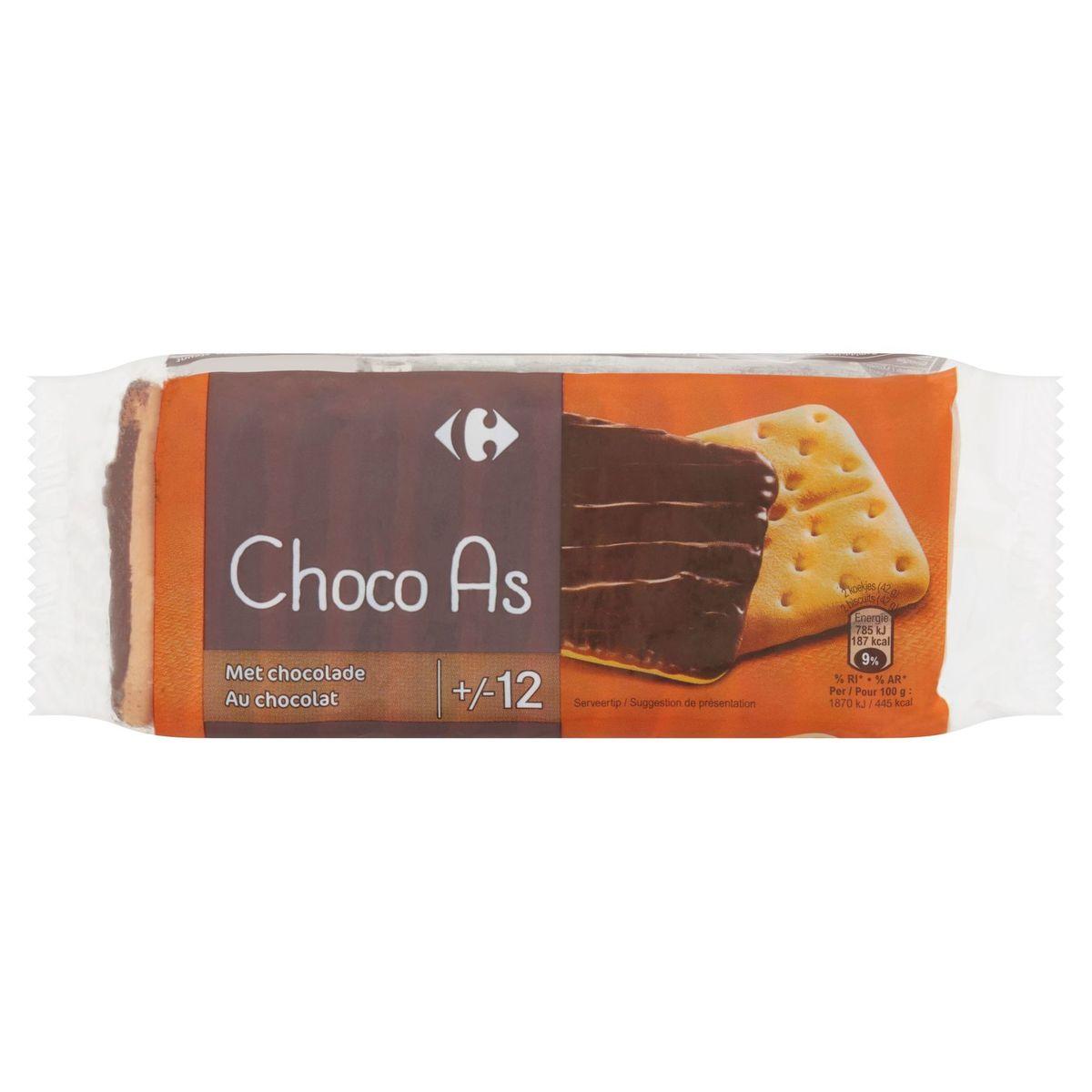 Carrefour Choco As au Chocolat 250 g