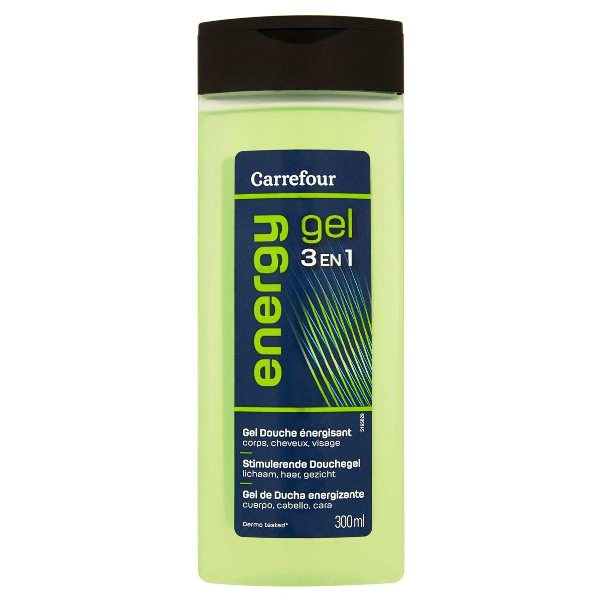 Carrefour Gel 3 en 1 Energy 300 ml