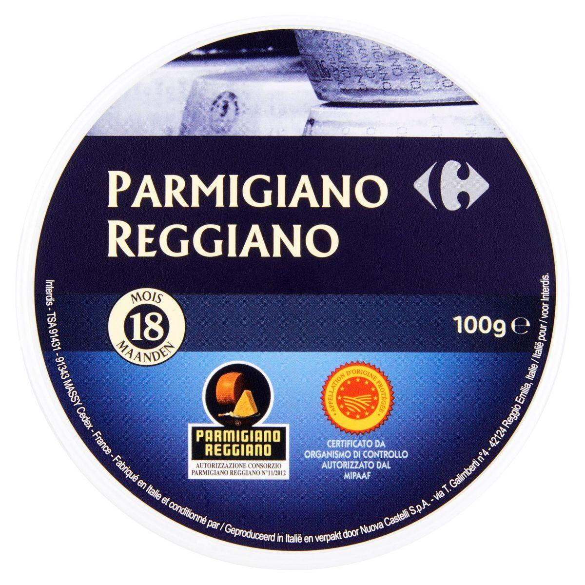 Carrefour Parmigiano Reggiano 100 g