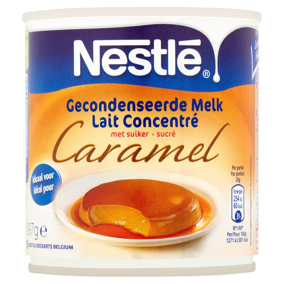 Nestlé Gecondenseerde Melk met Suiker Caramel 397 g