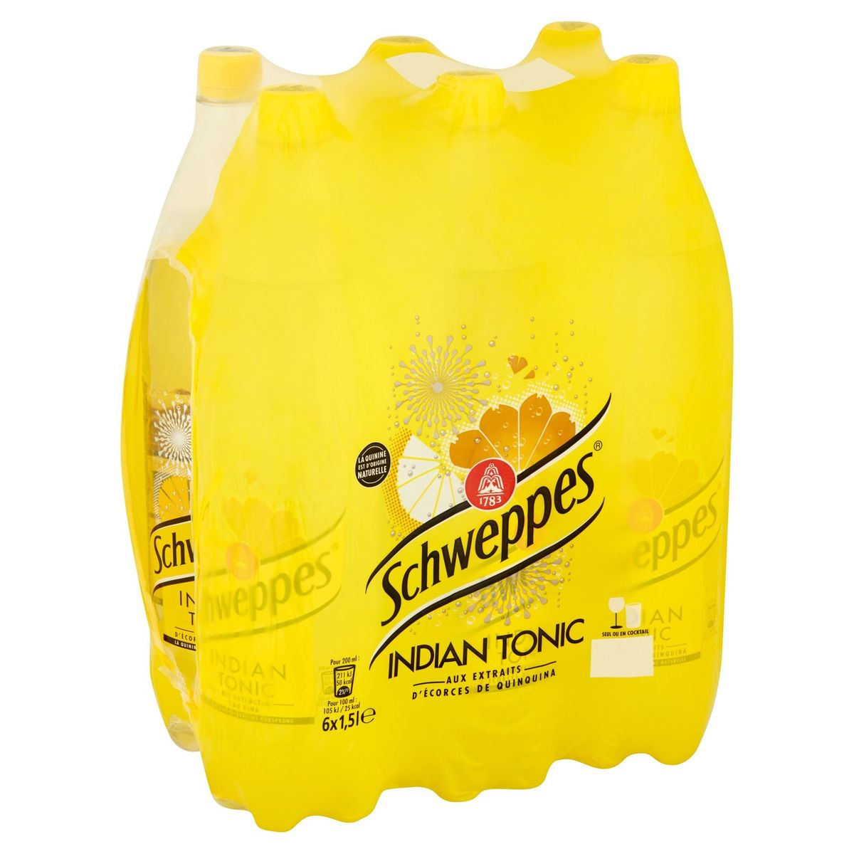 Schweppes Indian Tonic 6x150cl