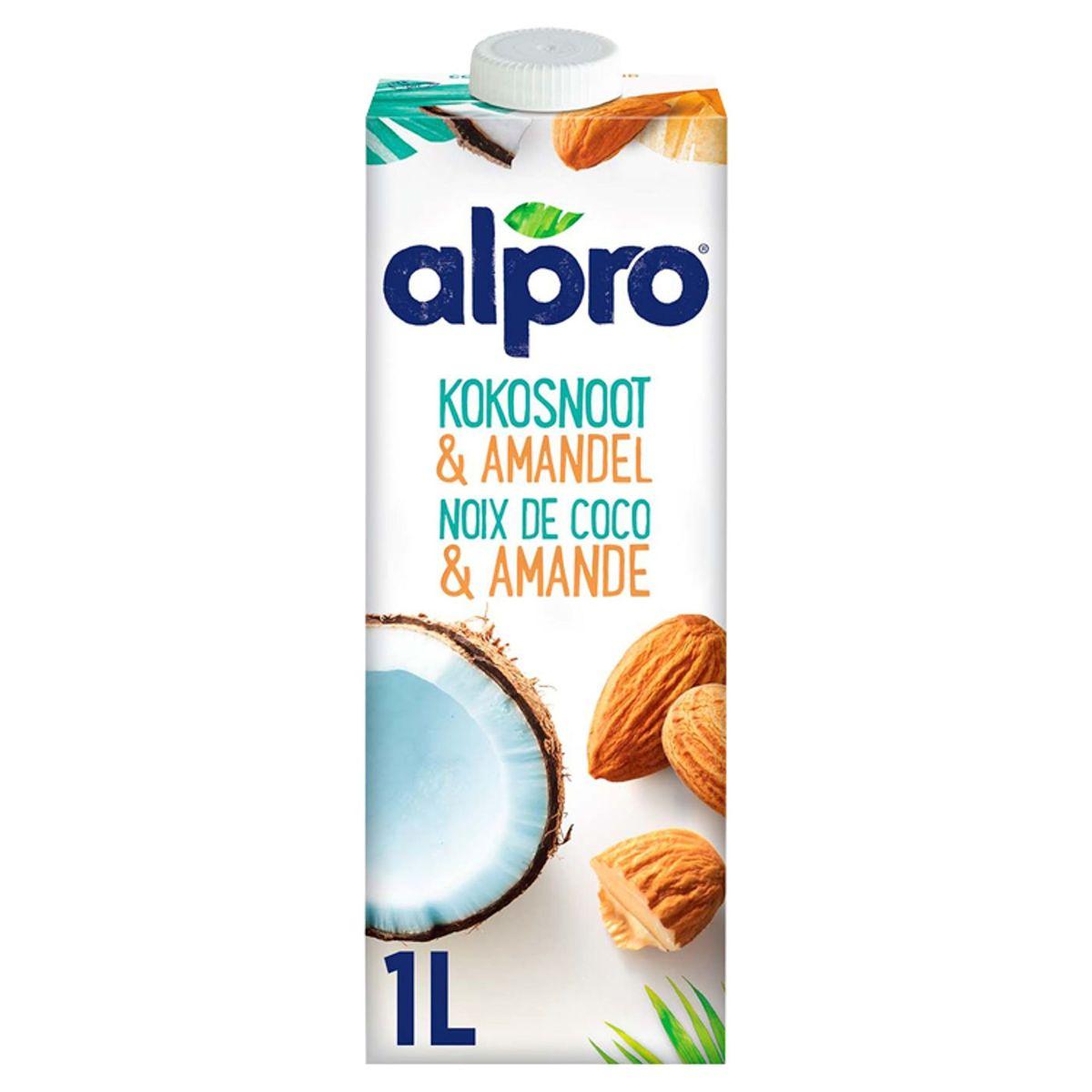 Alpro Boisson Noix de Coco-Amande 1 L