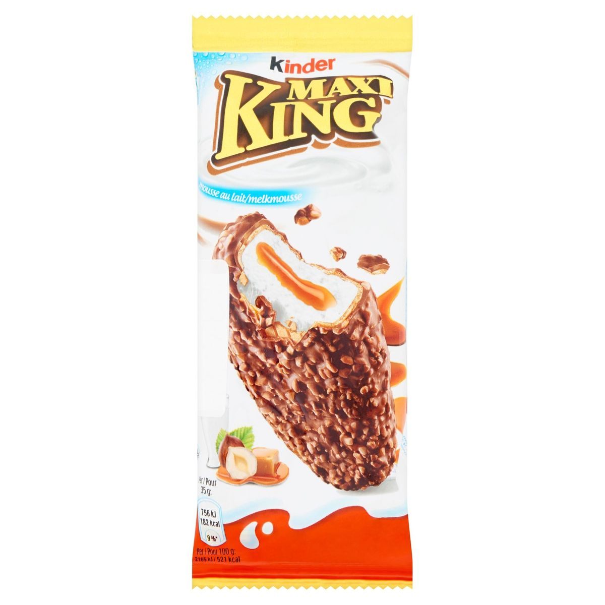 Kinder Maxi King 3 x 35 g