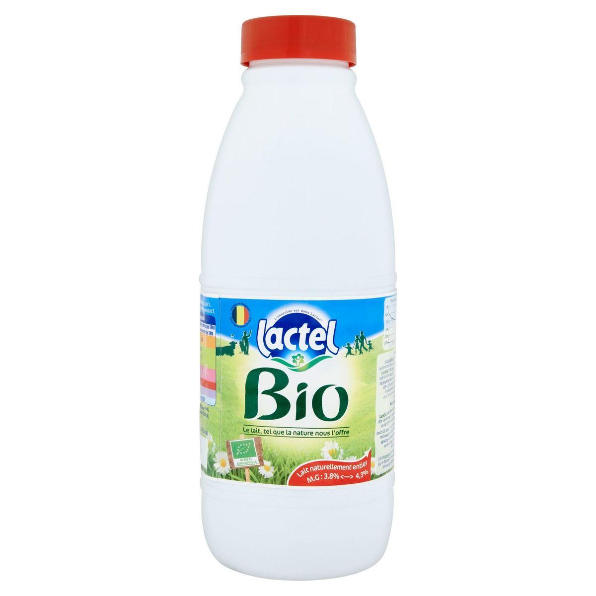 Lactel Bio Natuurlijke Volle Melk 1 L