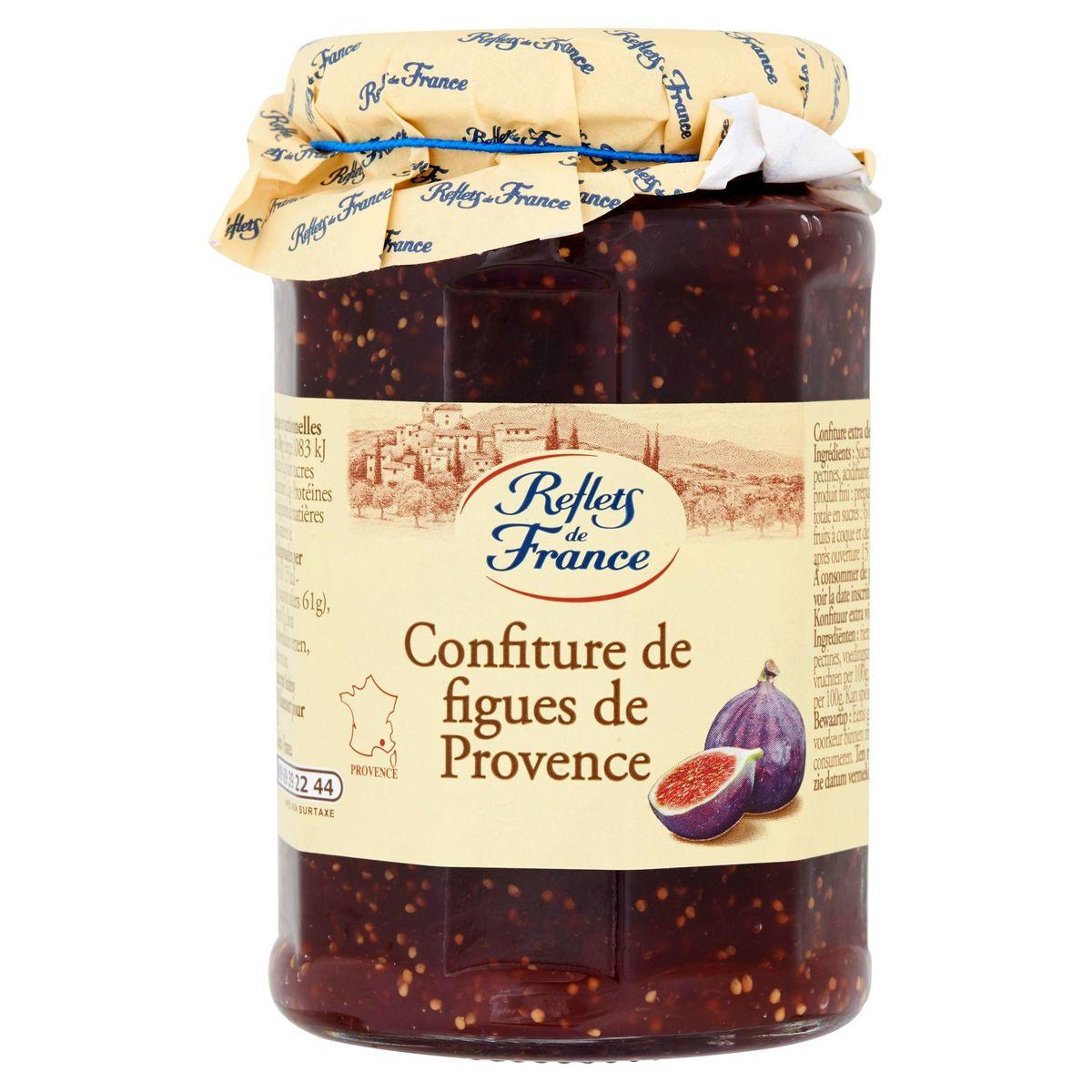 Reflets de France Confiture de Figues de Provence 325 g