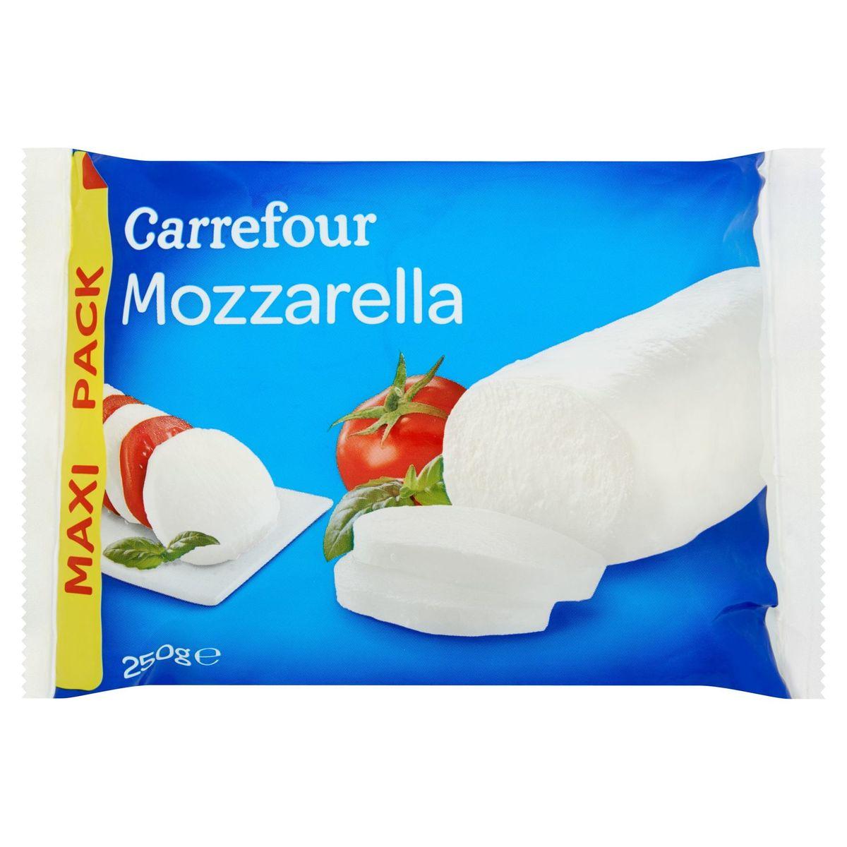 Carrefour Mozzarella Maxi Pack 250 g