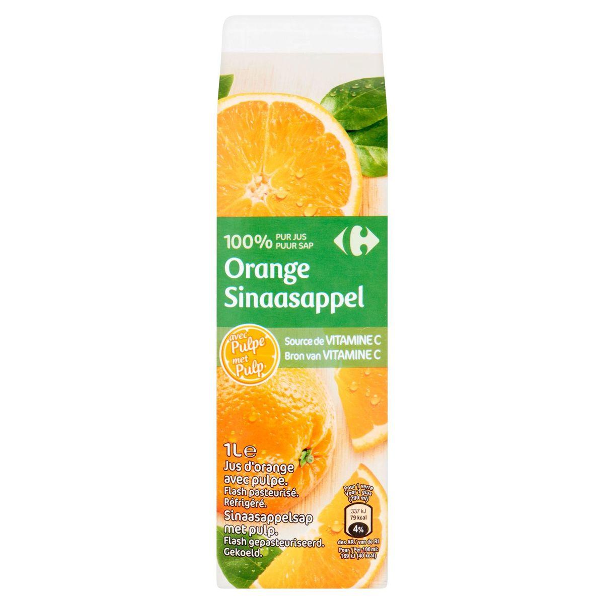 Carrefour Orange 1 L