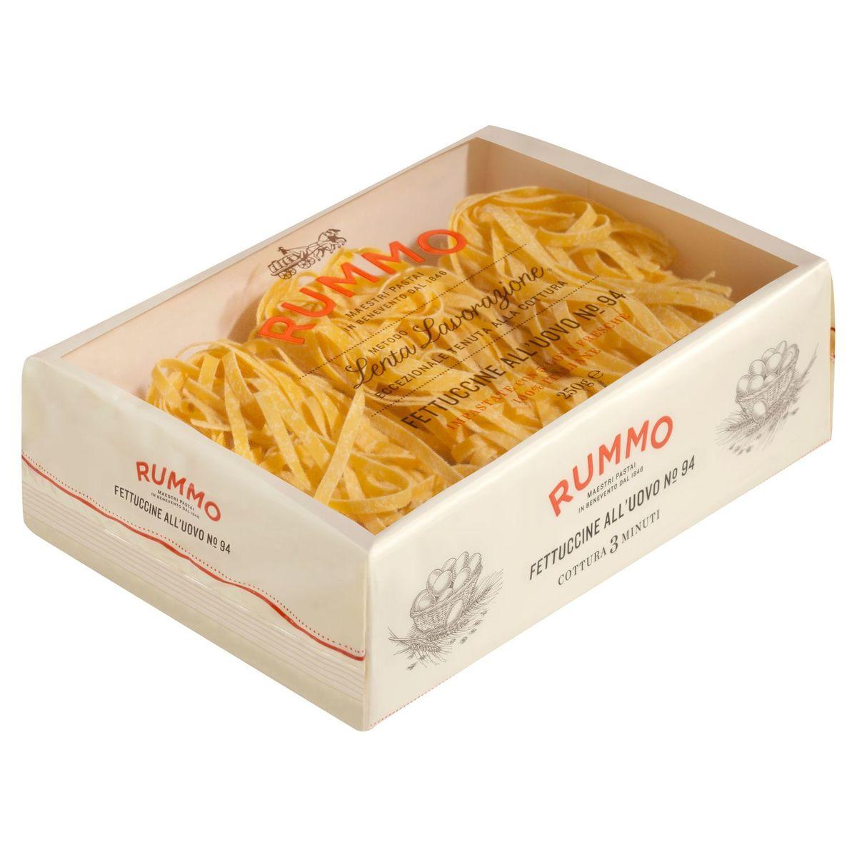 Rummo Fettuccine All'Uovo N° 94 250 g
