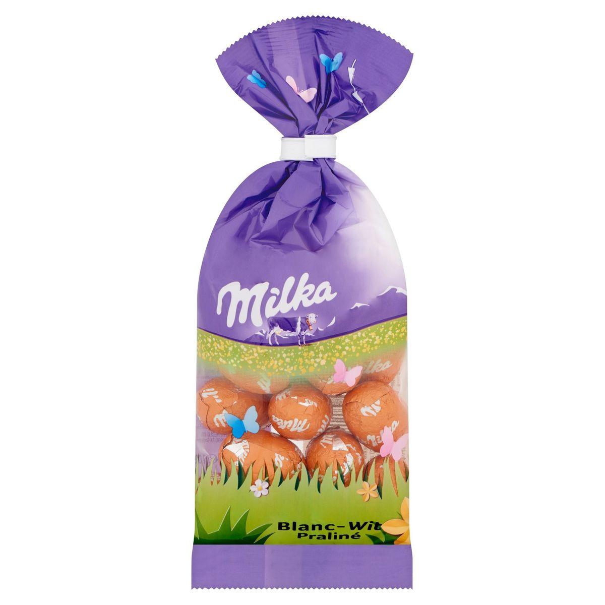 Milka Blanc Praliné 100 g