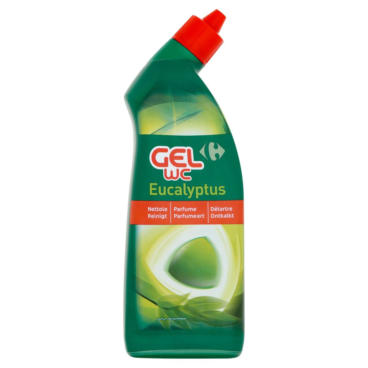 Carrefour Gel WC Eucalyptus 750 ml
