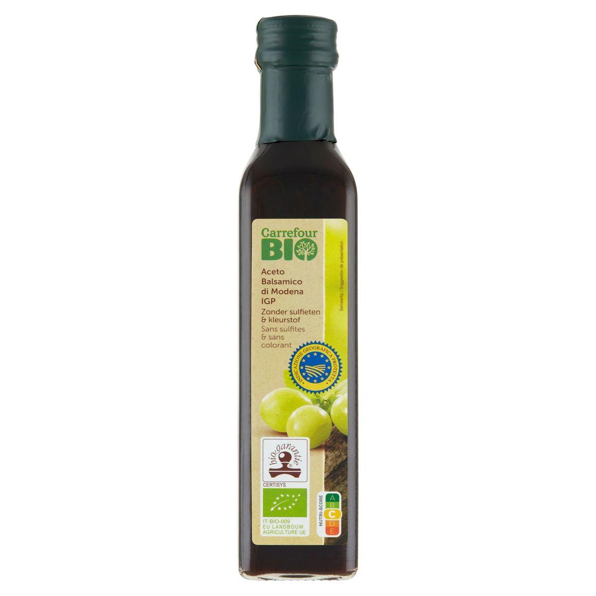 Carrefour Bio Aceto Balsamico di Modena IGP 250 ml