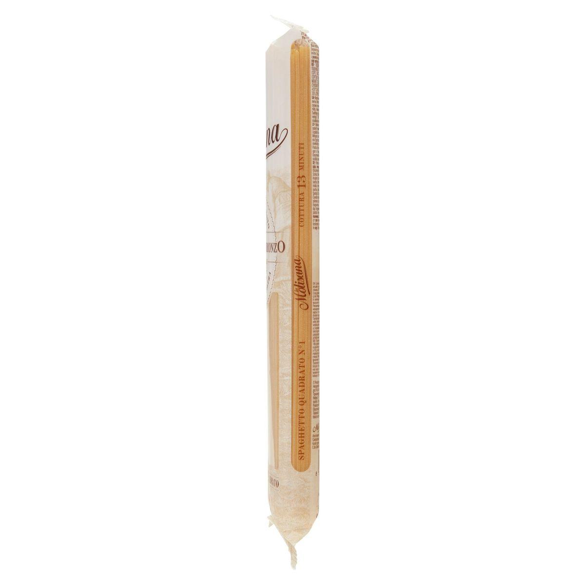 La Molisana Spaghetto Quadrato N°1 500 g