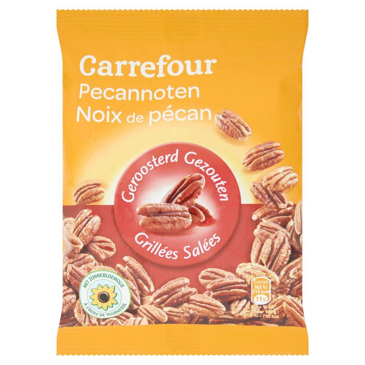 Carrefour Noix de Pécan Grillées Salées 100 g