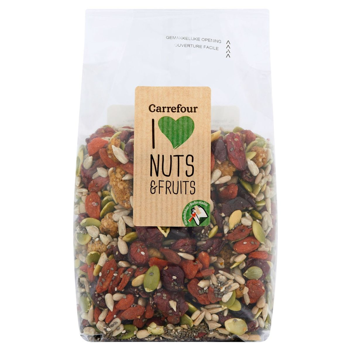 Carrefour I Love Nuts & Fruits Supermix 300 g