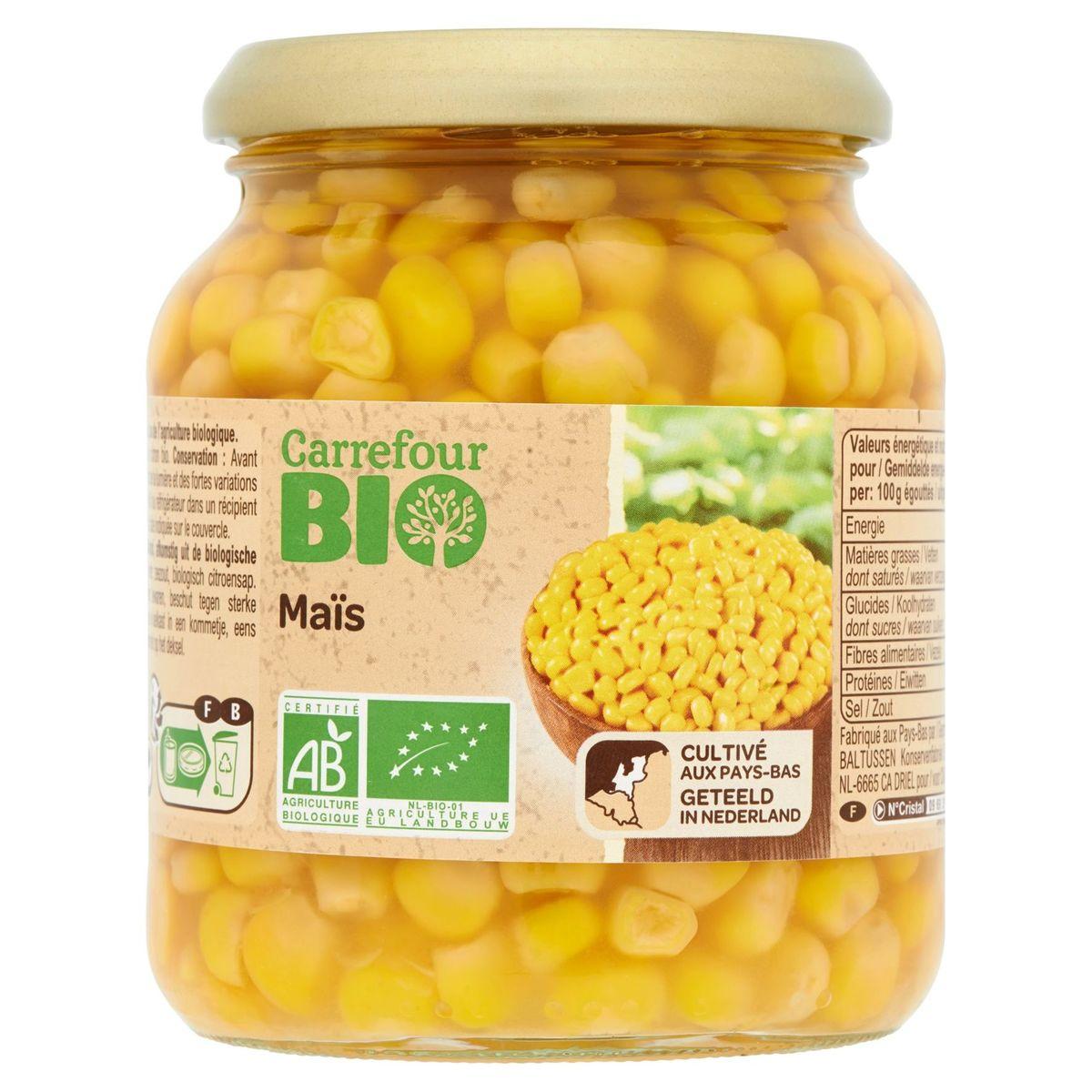 Carrefour Bio Maïs 340 g