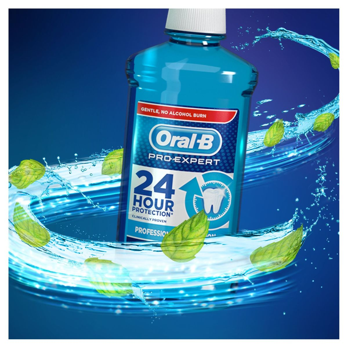 Oral-B 3D White Luxe Perfection Mondwater 250ml
