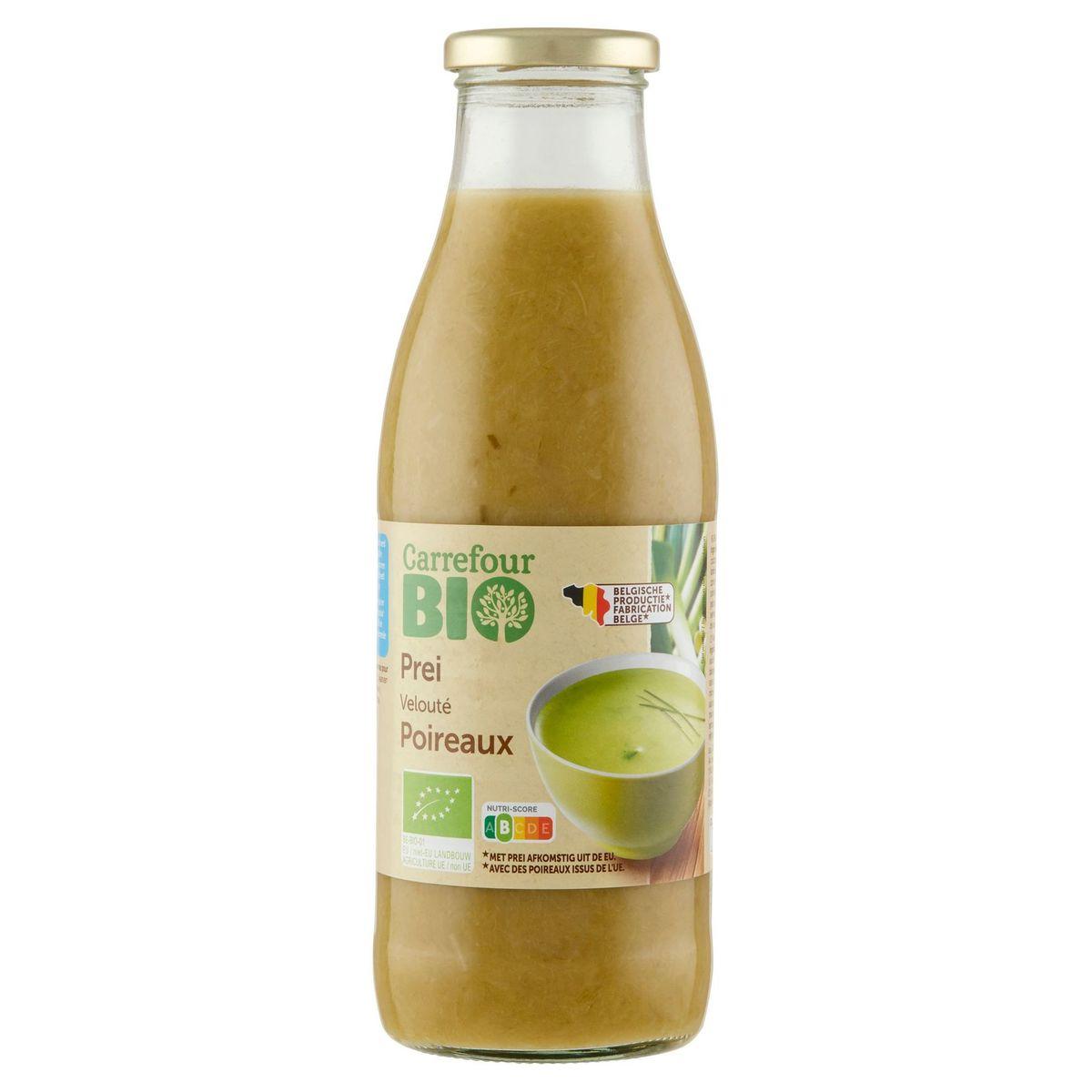 Carrefour Bio Soupe Poireaux 730 ml