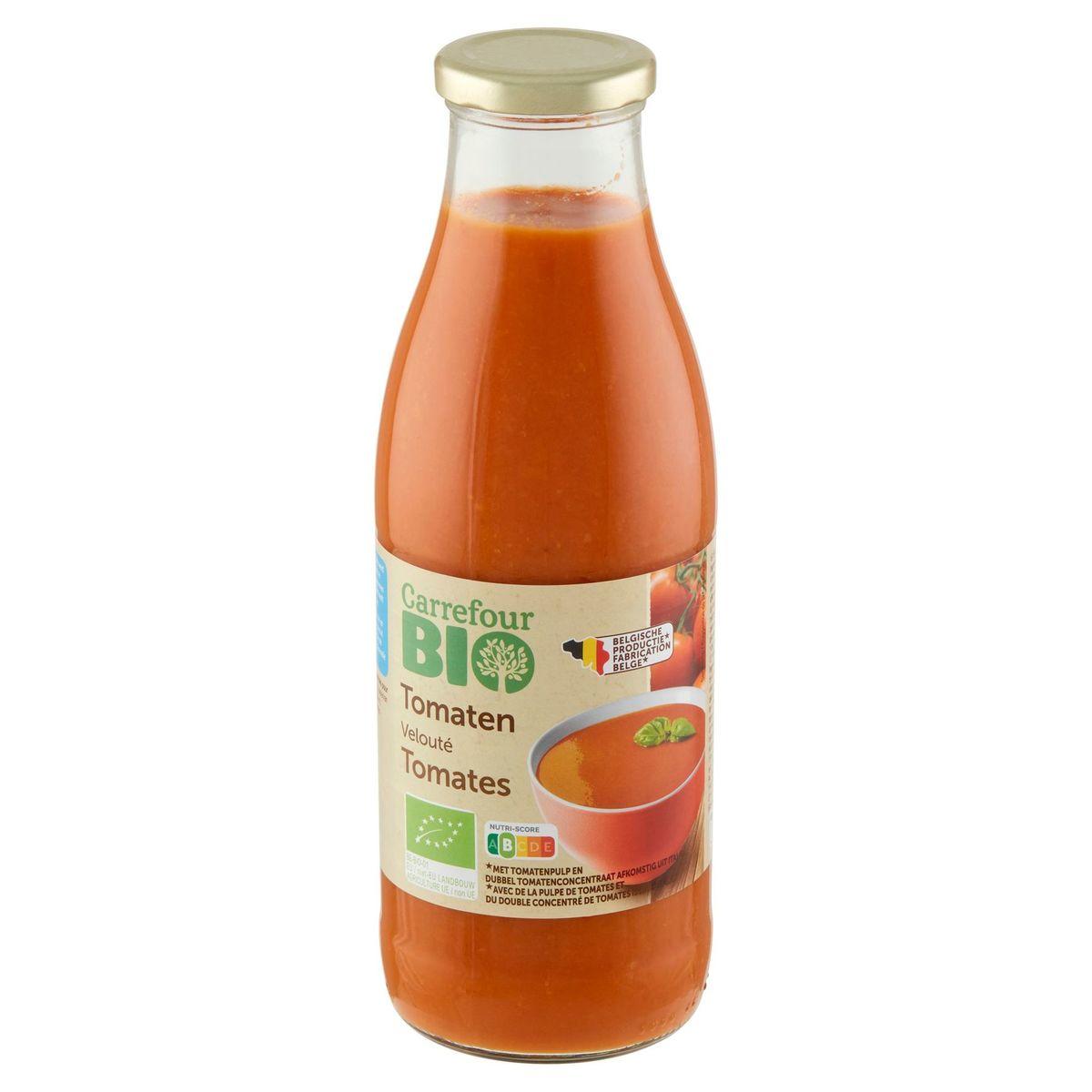 Carrefour Bio Tomaten Soep 730 ml