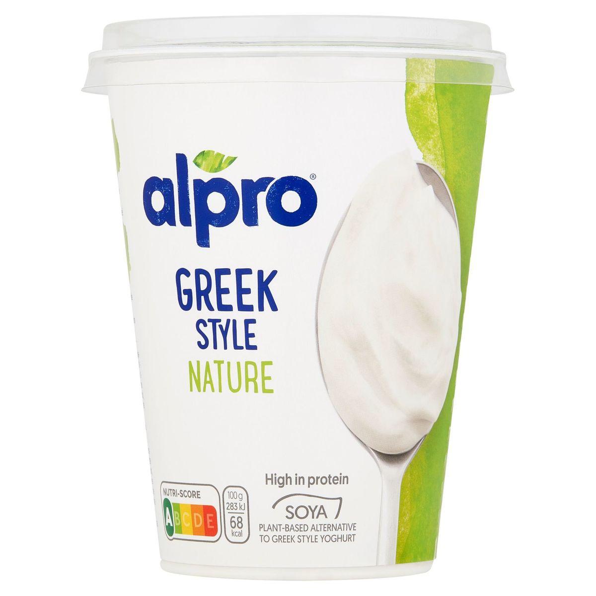 Alpro Greek Style Natuur 400 g