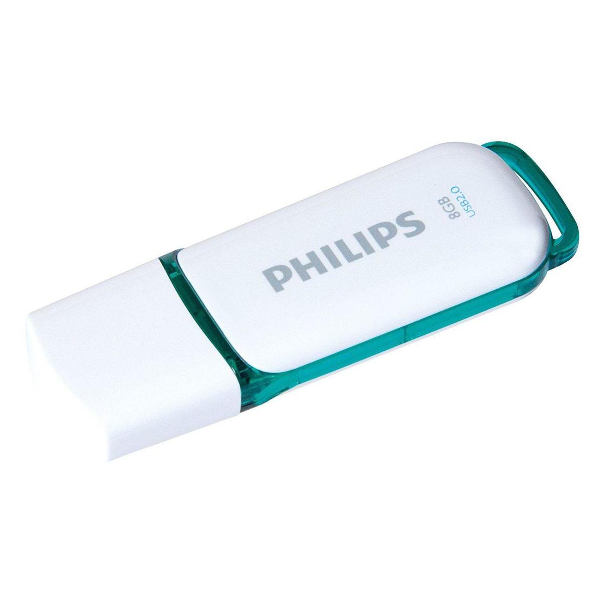 Philips - USB-stick 2.0 - 8GB