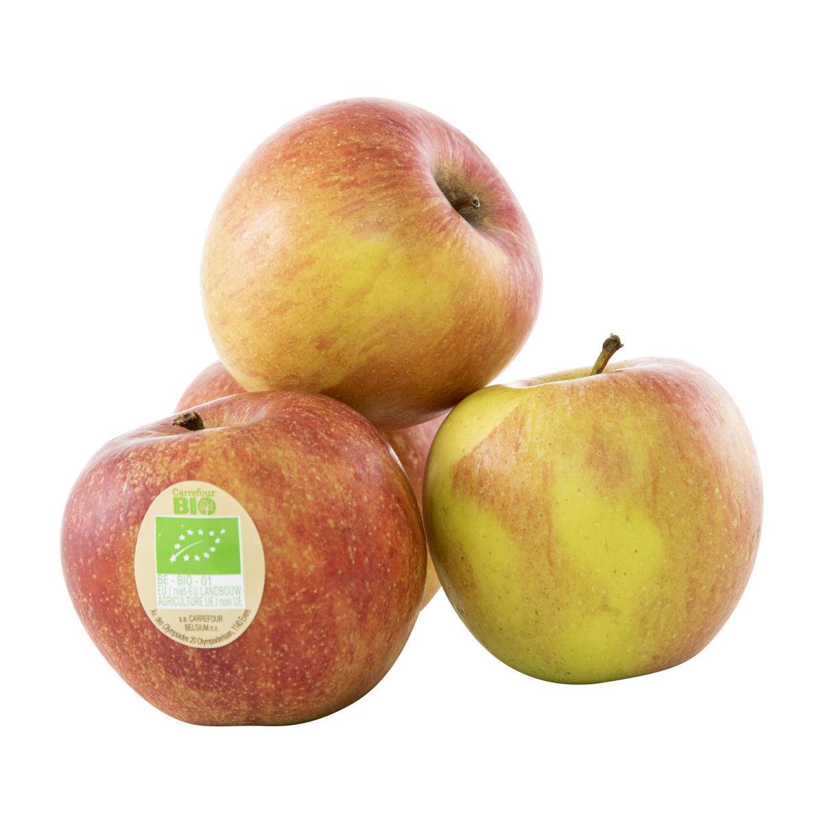 Bio Pommes - 3 pièces
