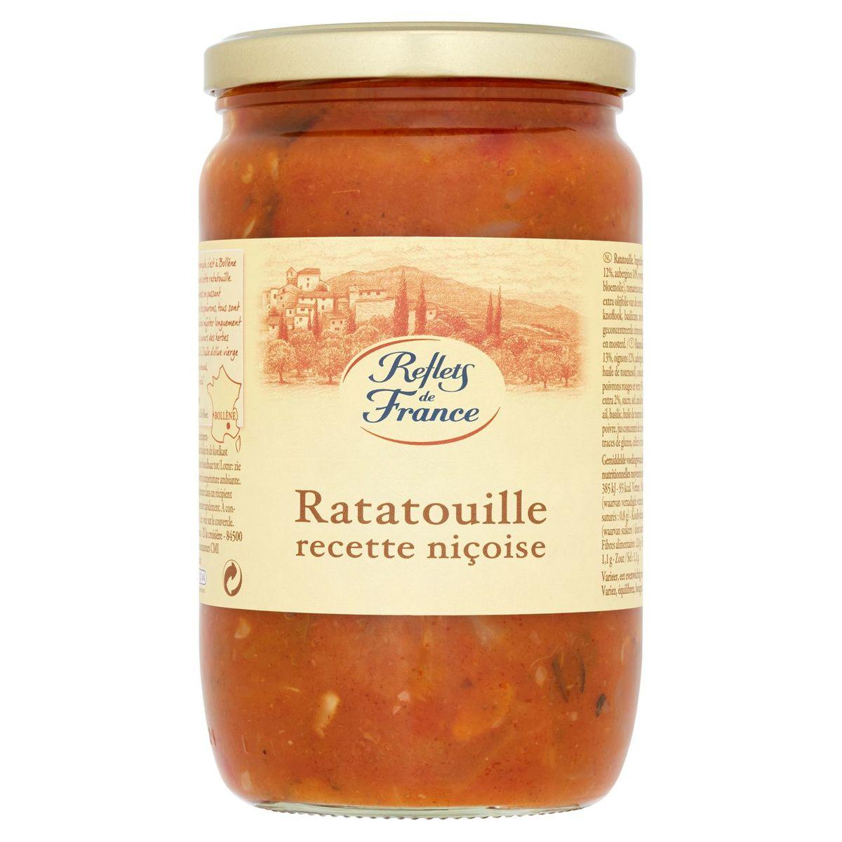 Reflets de France Ratatouille Recette Niçoise 630 g